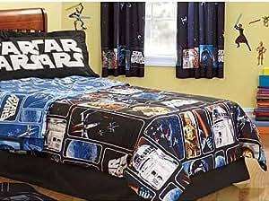 Lucas Films Star Wars Collage Comforter