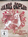 Janis joplin - queen of the psychedelic blues