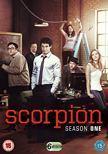 Scorpion - Season 1 [DVD] [2014]