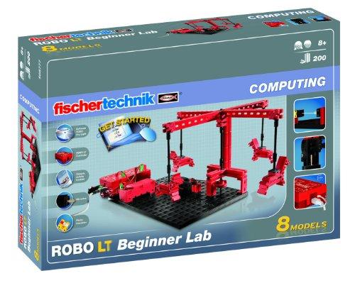 fischertechnik COMPUTING ROBO LT Beginner Lab, Konstruktionsbaukasten - 508777