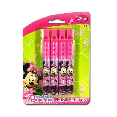 Disney Minnie Mouse Bow-tique Mini Flutes - 1