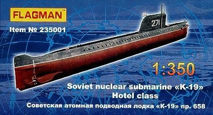 Sous-marin nucléaire soviétique K-19