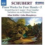 Oeuvres Pour Piano A Quatre Mains /Vol.5