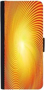 Snoogg Trendy Sunburstdesigner Protective Flip Case Cover For Samsung Galaxy ...