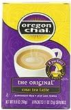 Oregon Chai Original Chai Tea Latte Powdered Mix, 8-Count Envelopes (Pack of 6)