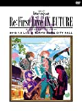 Re:First Live IN FUTURE (初回盤) [DVD]