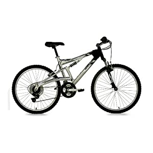 Kent Trail Machine Men's Dual Suspension Mountain Bike