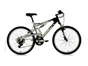 Kent Trail Machine Men's Dual Suspension Mountain Bike