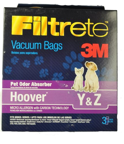 Hoover Y, Hoover Z vacuum Cleaner Bags T4732 (Hoover Savvy Vacuum compare prices)