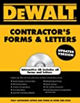 DEWALT� Contractor's Forms & Letters