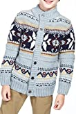 Chunky Knit Cardigan [T88-0905B-Z]