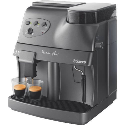 Great Features Of Philips Saeco RI9737/21 Vienna Plus Automatic Espresso Machine, Graphite