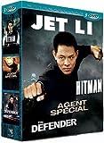 echange, troc Jet Li : The Defender + Hitman + Agent spécial