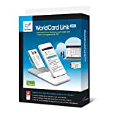 PenPower WorldCard Link Pro Business Card scanner for iPhone 5