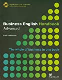 img - for Business English Handbook Advanced book / textbook / text book