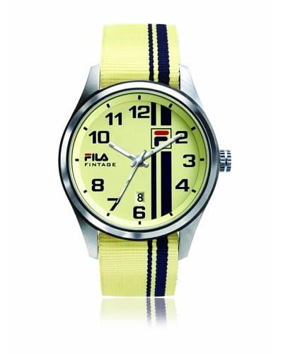 Fila Reloj con movimiento Miyota Unisex 38-036-003 40 mm