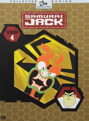 Samurai Jack: Season 4 [DVD] [Import]