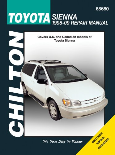 chilton-tcc-toyota-sienna-1998-2009-chiltons-total-car-care-repair-manuals