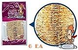 Korean Food Seafood Dried Squid Elvan Grilled Squid Nutritional Snacks Simple Snacks 6ea