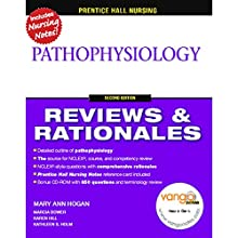 VangoNotes for Prentice Hall Reviews & Rationales: Pathophysiology, 2/e Audiobook by Mary Ann Hogan, Karen Hill, Marcia Bower,  more Narrated by Therese Plummer, Christian Rummel, Ellen Archer
