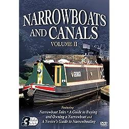 Narrowboats & Canals: Volume II [DVD]