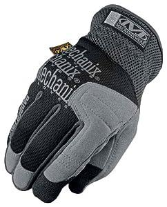 Mechanix Wear H25-05-008 Small Padded Palm Glove, Black, Small