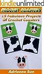 Crochet Coasters  15 Fabulous Crochet...