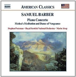 Barber: Piano Concerto