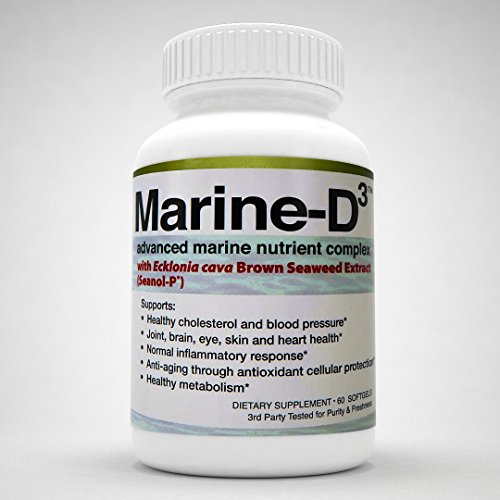Marine-D3 | Superior Anti Aging Supplement