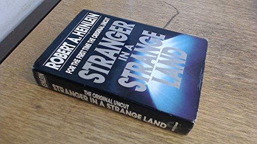 Stranger in a Strange Land, Heinlein, Robert A.