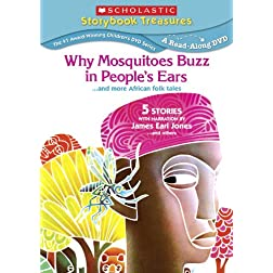Why Mosquitoes Buzz in Peoples Ears and more African Folk Tales