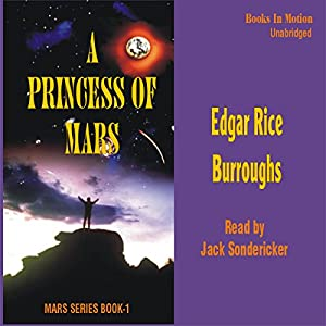 A Princess of Mars Audiobook