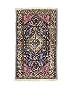 Eden Carpets Alfombra Ardebil Azul/Multicolor 130 x 78 cm