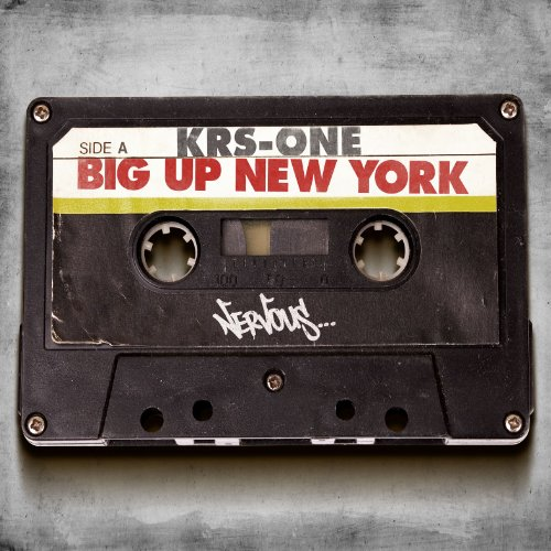 KRS-One-Big Up New York-WEB-2014-LEV Download