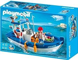 PLAYMOBIL 5131 - Fischkutter