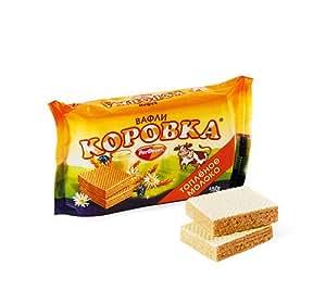 "Amazon.com: Importred Russian Wafers ""Korovka"" baked milk300 x 268 jpeg 10 КБ"