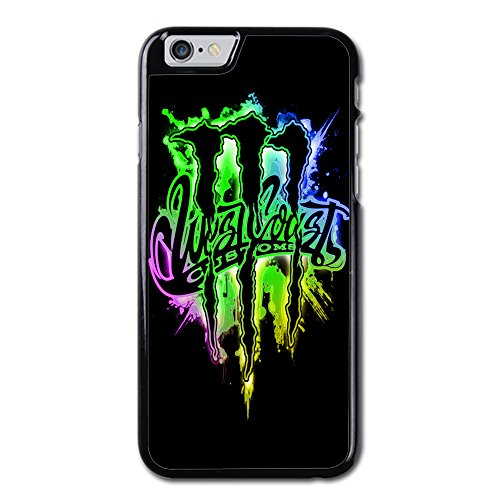 Monster Energy West Coast iPhone 6 Case, iPhone 6S Case, Hard Case Cover Skin For iPhone 6 4.7 Inch (Iphone 6 Case Monster Energy compare prices)