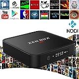 Zenoplige ZEN BOX Z1 4K アンドロイドTVボックス Android 5.1 Amlogic S905 KODI 16.0 cortex-A53 1G/8G GoogleスマートTVチューナー Fire TVに似っている