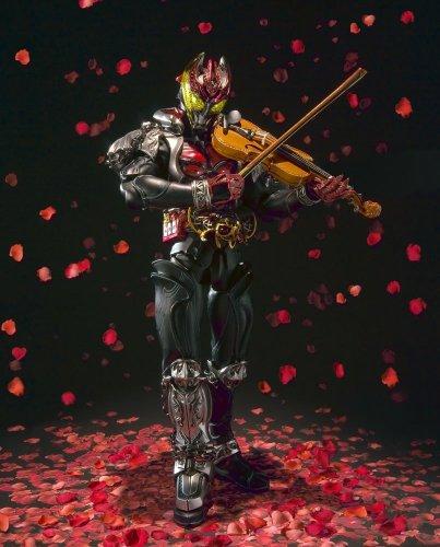 S.I.C Vol.50 Masked Kamen Rider Kiva action figure