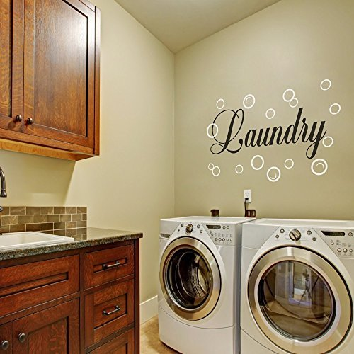 bubble-wall-decal-vinyl-laundry-room-wall-sticker-washhouse-wall-decal-laundry-wall-quote-wall-graph