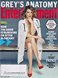 Entertainment Weekly September 11, 2015 Greys Anatomy Meredith Bares All!