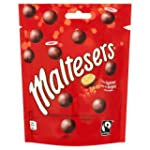 Maltesers Chocolate Pouch, 121g