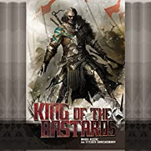King of the Bastards Audiobook by Brian Keene, Steven L. Shrewsbury Narrated by Doug Greene