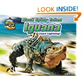 Black Spiny-Tailed Iguana: Lizard Lightning! (Blink of an Eye: Superfast Animals)
