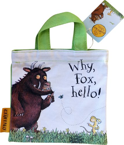 The Gruffalo Mini Tote Bag