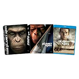 The Planet of the Apes Collection  [Blu-ray]