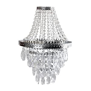 Easy Fit Chandelier Style Ceiling Pendant Light Shade Fitting Modern Lighting from Country Club