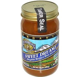 Lundberg Sweet Dreams Brown Rice Syrup -- 21 fl oz