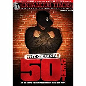 50 Cent - The Infamous Times - The Real 50 Cent [2005] [DVD]