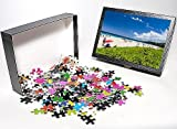 Photo Jigsaw Puzzle of Hapuna Beach Stat...